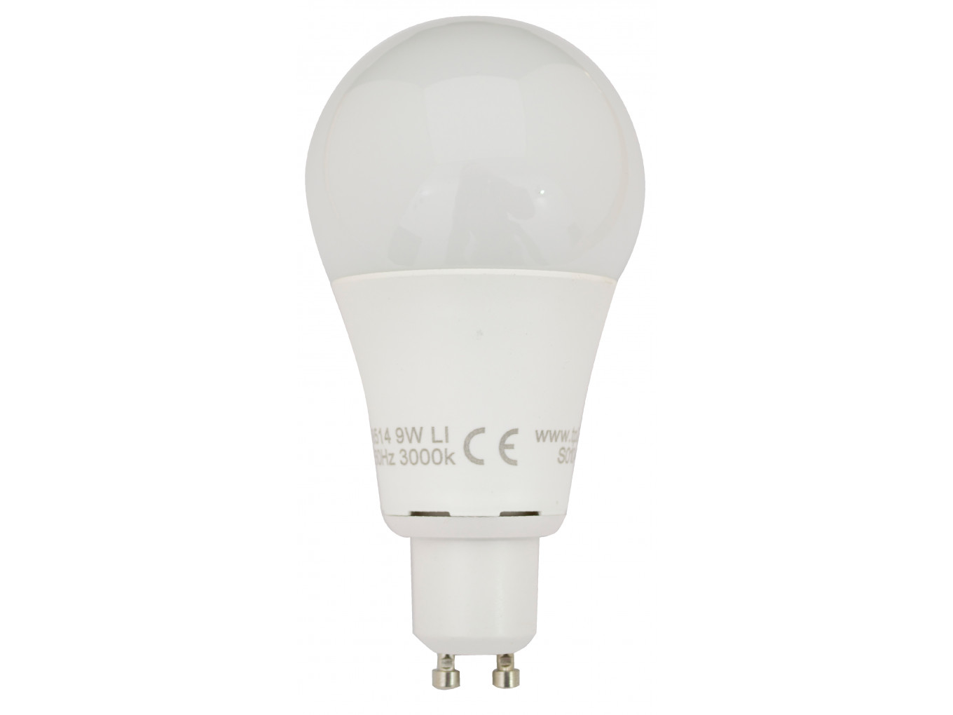 8514 LED 9W Frosted GLS L1/GU10 Cap (2315 Replacement ...