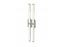 Broadway Double Wall Light (Without Switch)