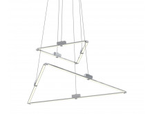 Goodwin 3+3 Way Round Suspension Pendant