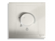 8100 Single white dimmer dial 1 way