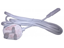 Cable and mains plug 1.5M