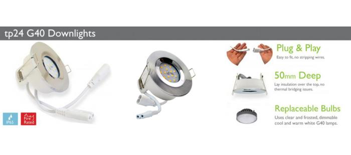 Downlight Components