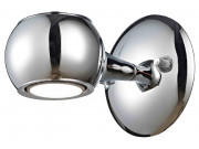 Perivale Double Wall Bracket Chrome