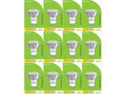 8210 GU10/L1 LED Spot Dimmable *12 Pack Bundle*