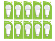 8514 LED 9W Frosted GLS L1/GU10 Cap (2315 Replacement) *10 Pack Bundle*