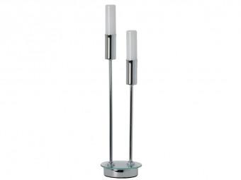 Roseau Double Table Lamp