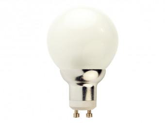 2862-S CFL 7W Frosted Globe L1 Cap