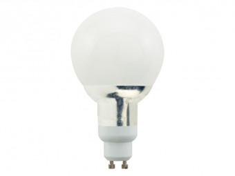 2870 CFL 8W Frosted Ball L1 Cap