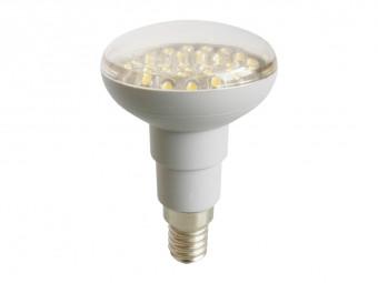 2890 LED 2.5W Clear Spot SES/E14 Cap RO50