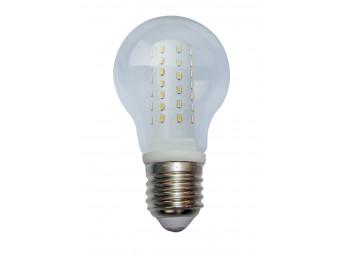 3822 LED 5W Clear GLS ES/E27 Cap