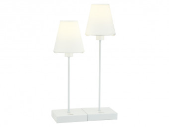 Popova Double Table Lamp
