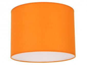 Drum Shade Tangerine