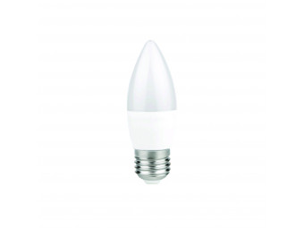 8033 6W E27 LED Frosted Candle