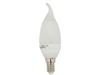 8042 5w E14/SES Frosted LED Candle Tip