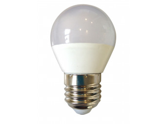 8053 5w E27/ES LED Frosted Golf Ball