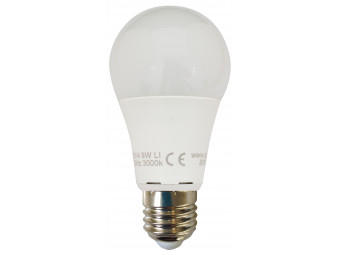 8513 LED 9W Frosted GLS ES/E27 Cap