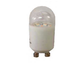 8668 0.6W Clear Mini Capsule