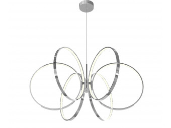 Arlington 6 Arm Suspension Pendant