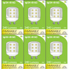 8162 L1X 3W Dimmable Pygmy Lamp *6 Pack Bundle*