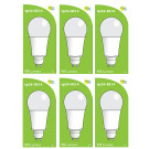 8514 LED 9W Frosted GLS L1/GU10 Cap (2315 Replacement) *6 Pack Bundle*