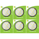 8620 3.5W G40 SMD LED Round Lamp (5410/5412 Replacement) *6 Pack Bundle*