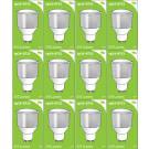 8732 LED 3.5W Cool White Opaque Spot L1/GU10 Cap (8722, 2886, 2884 & 2318 Replacement) 4000K *12 Pack Bundle*