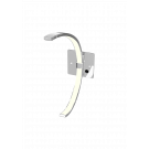 Boulevard Single Wall Face Plate (With Switch)