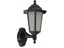 Hanoi Outdoor Light Black
