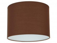 Drum Shade Chocolate