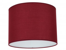 Drum Shade Aubergine