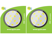 8620 3.5W G40 SMD LED Round Lamp (5410/5412 Replacement) *2 Pack Bundle*