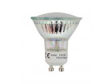 8710 LED 3.5W Clear Spot L1/GU10 Cap (2882 & 2880 Replacement)