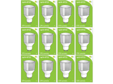 8722 LED 3.5W Opaque Spot L1/GU10 Cap (2886, 2884 & 2318 Replacement) *12 Pack Bundle*