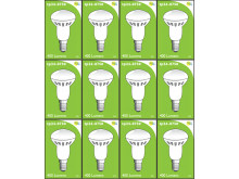 8750 RO50 LED SPOT *12 Pack Bundle*
