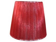 Tube Shade Red