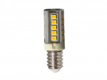 3785 LED 3W Clear Pygmy SES/E14 Cap