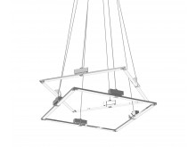 Broadway 8 Arm Square Suspension Pendant