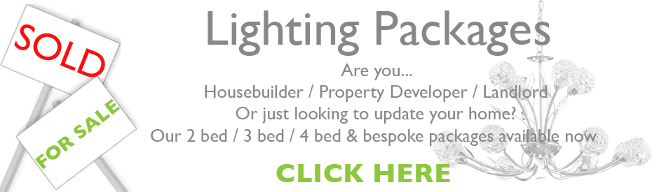 Lighting Incentive Packages for Builders/Trade